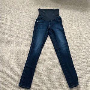 AG Adriano Goldschmied maternity skinny jeans